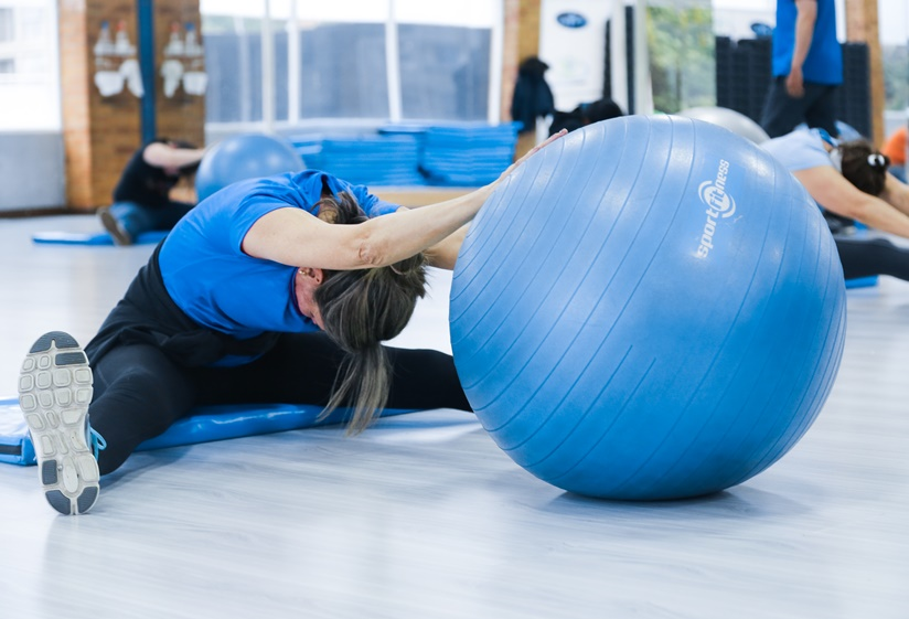 Pilates mat o pilates ball